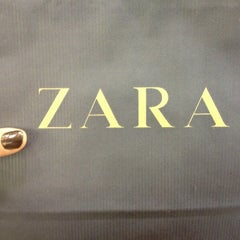 Photo taken at Zara by Angelica on 10/16/2012