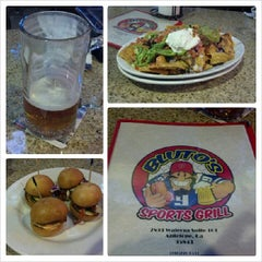 Photo taken at Bluto's Sports Grill by James A. on 9/13/2013