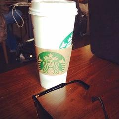 Photo taken at Starbucks by Bluu S. on 4/1/2014
