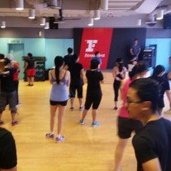 Photo taken at Fitness First by Abdul Razak S. on 5/31/2015
