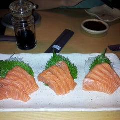 Photo taken at Sushi Tei by Elly S. on 12/1/2012