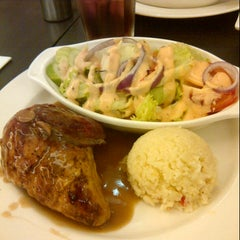 Photo taken at Kenny Rogers Roasters by cynanthia p. on 6/22/2013