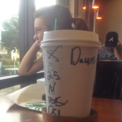 Photo taken at Starbucks by Dawn on 9/4/2013