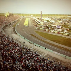 Photo taken at Homestead-Miami Speedway by Allan T. on 11/18/2012