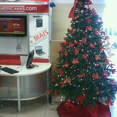 Photo taken at Lojas Americanas by Leocaliban C. on 11/15/2012