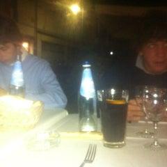 Photo taken at Pizzeria La Corte by Gianmarco V. on 9/21/2012