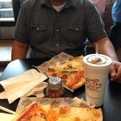 Photo taken at Flippin Pizza by Eloisa on 8/9/2013
