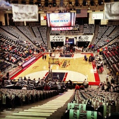 Photo taken at Vines Center by Ashley on 2/16/2013
