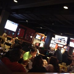 Photo taken at Buffalo Wild Wings by Kelly S. on 5/7/2013