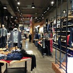 Photo taken at Levi's Store by Marc L. on 1/15/2013
