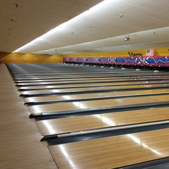 Photo taken at Clover Lanes by Ed F. on 1/27/2013