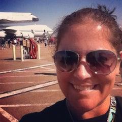 Photo taken at NASA Hangar 990 at EFD by Jenn 🌺 on 9/19/2012