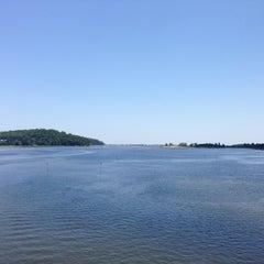 Photo taken at Oceanic Bridge by Jeffrey on 6/20/2013