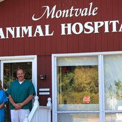 Photo taken at Montvale Animal Hospital by Montvale Animal Hospital on 11/6/2015