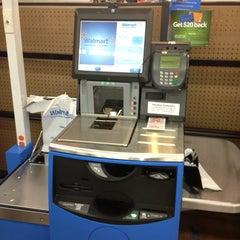 Photo taken at Walmart Supercenter by Alex on 6/20/2013