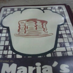 Photo taken at Marias House Of Pancakes by Jessica F. on 4/27/2013