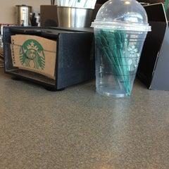 Photo taken at Starbucks by Esmeralda on 2/17/2013