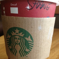 Photo taken at Starbucks by Shane on 1/5/2013