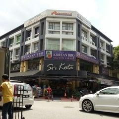 Photo taken at Sri Kota Supermarket by Yosh L. on 10/26/2013