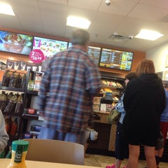 Photo taken at Dunkin Donuts by Sebas A. on 3/30/2015