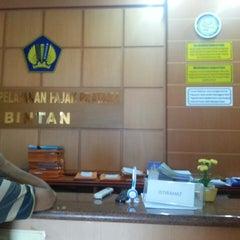 Photo taken at KPP Pratama Bintan by 3ffy on 6/4/2013