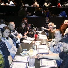 Photo taken at Comedy Club Stardome by Sabrina on 1/4/2013