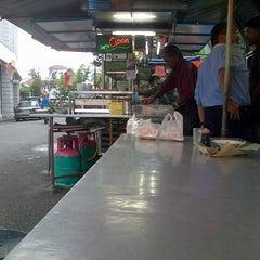 Photo taken at Mamak Stall Maybank Union Street by HARRIS on 2/14/2013