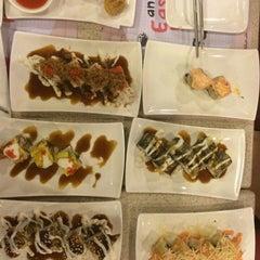 Photo taken at Ichiban Sushi by Donna T. on 1/21/2015