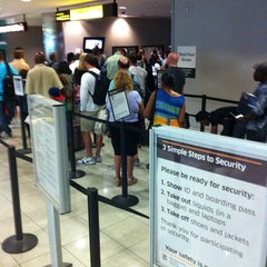 Photo taken at Delta Airlines Ticket Counter by Jason H. on 7/25/2011