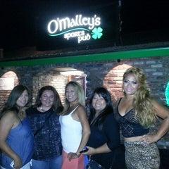 Photo taken at O'Malley's Sports Pub by Kim P. on 8/21/2014