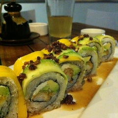 Photo taken at Sushi Roll by Grubas S. on 9/26/2012