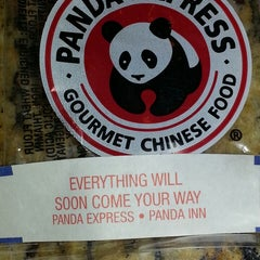 Photo taken at Panda Express by Olga on 4/23/2013