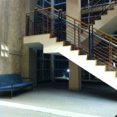 Photo taken at Lorberbaum Liberal Arts Building by Josefine V. on 12/3/2012