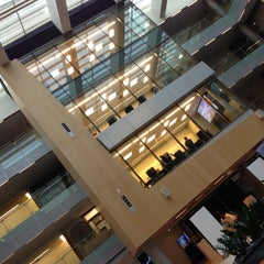 Photo taken at Microsoft Building 99 by Greg R. on 12/4/2012