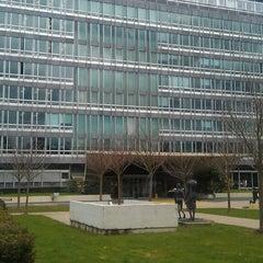 Photo taken at World Health Organization - Main Building by Анна В. on 4/10/2013