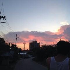 Photo taken at โรงแรม หิน น้ำ ทราย สวย 1 (Hin Nam Sai Suay 1) by Packy P. on 11/19/2015