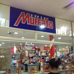 Photo taken at Super Muffato by Allan P. on 12/26/2012