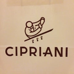 Photo taken at Cipriani Dolci by Sujit on 2/15/2013