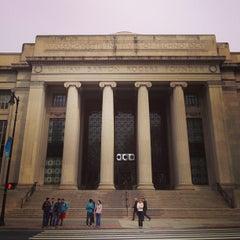 Photo taken at Massachusetts Institute of Technology (MIT) by Esben on 3/31/2013