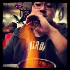 Photo taken at Best Thai Cuisine by Anton N. on 3/1/2013