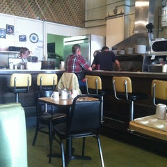 Photo taken at Joe Brown's Cafe by Nicole on 9/1/2013