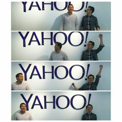 Photo taken at Yahoo by Henry H. on 5/5/2015