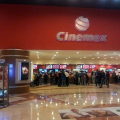 Photo taken at Cinemex by Francisco G. on 9/18/2012