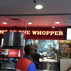 Photo taken at Burger King® by Kobie B. on 12/29/2012
