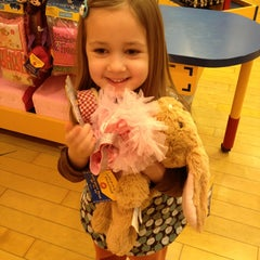 Photo taken at Build-A-Bear Workshop by Shannon on 2/9/2013