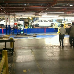 Photo taken at Chrysler Sterling Heights Assembly Plant by Milton S. on 9/15/2011