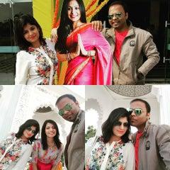 Photo taken at Sheraton Udaipur Palace Resort & Spa by Suri M. on 11/25/2015