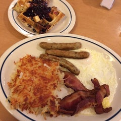 Photo taken at IHOP by Andre' H. on 10/13/2014
