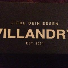 Photo taken at Villandry Dresden by Rene G. on 8/14/2013