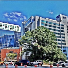 Photo taken at W Atlanta - Buckhead by Crystal on 9/19/2012